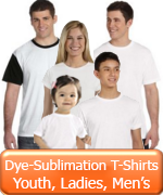 Dye-Sublimation T-Shirts