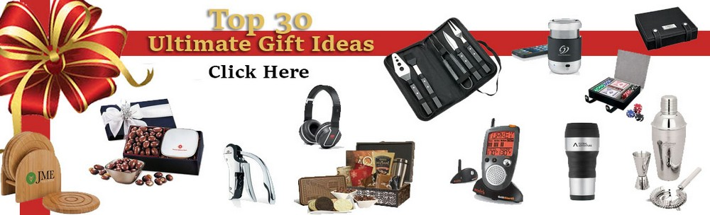 2016 Top 30 Ultimate Gift Ideas