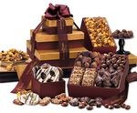 Holiday Corporate Food Gift Basket & Boxes